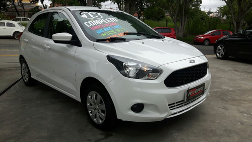 ford ka hatch 2018 completo impecavel 16.000 km novo