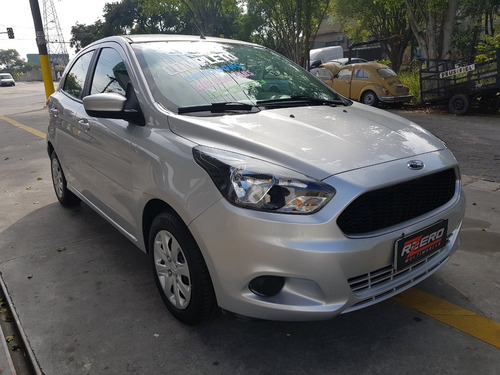 ford ka hatch 2018 completo impecavel 8.000 km novo