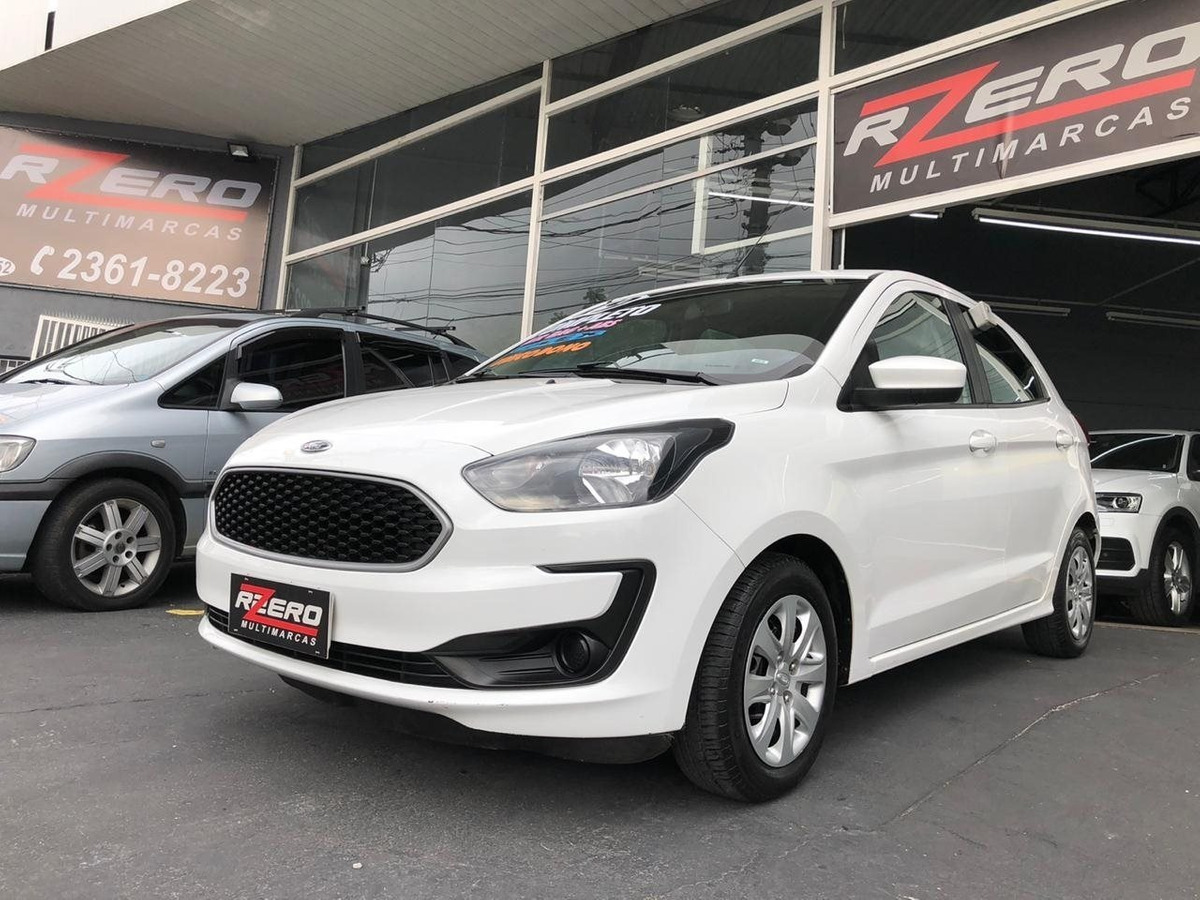 Ford Ka Hatch 2019 Completo 1 0 Flex 22 000 Km Revisado Novo R