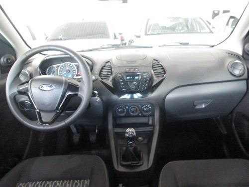 ford ka ka+ 1.5 sedan se completo unico dono zero de entrada