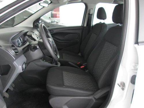 ford ka ka+ 1.5 sedan se zero de entrada completo