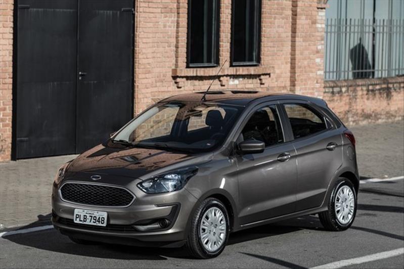Ford Ka Ka 1 5 Titanium Aut R 67 900 Em Mercado Livre