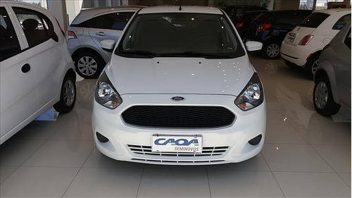 ford ka ka hatch 1.0 se
