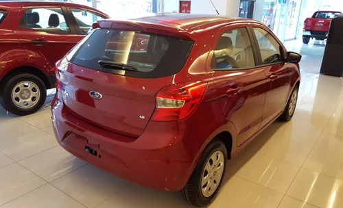 ford ka s 1.5 0km 5 puertas 2017