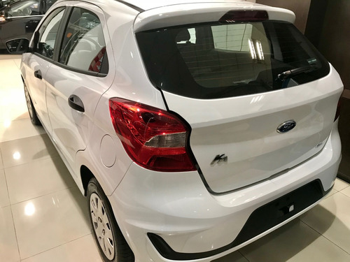 ford ka s 1.5 0km 5 puertas 2019