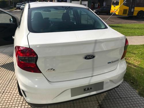 ford ka s 1.5 mt 123cv 4ptas 0km 2020 stock físico 02