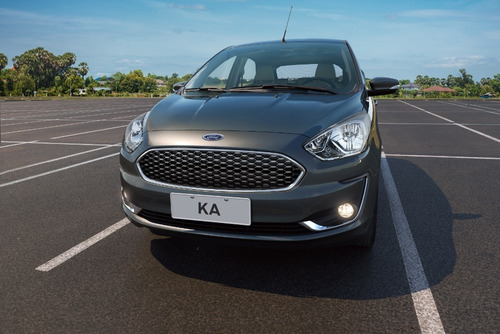 ford ka s - 1.5 nafta - plan 100%