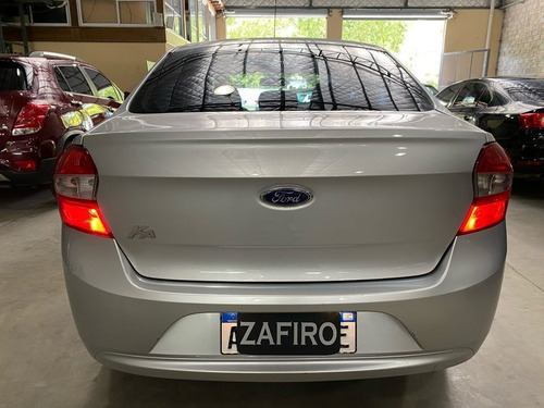 ford ka s sedan - 43.000 kms - año 2018