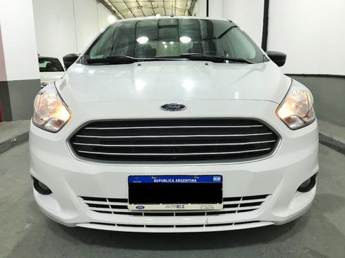 ford ka s sedan gnc 32.000km estado excelente smart garage
