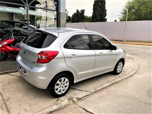 ford  ka   se   1.5 2017 5 puertas con 23.000 kms