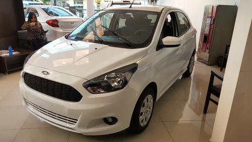 ford ka se 2018 1.5 0km kje8 blanco directo de fabrica me5