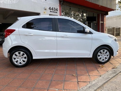 ford ka se 2018 nuevo 6300 kms full garantia de fabrica