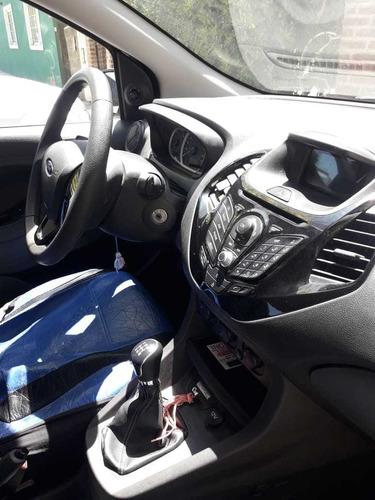 ford ka se 4 puertas 2018