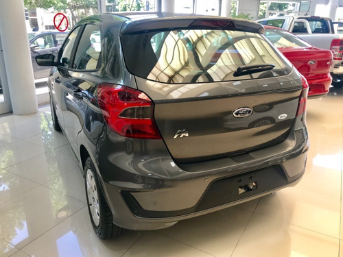 ford ka se 5 puertas 0km tengo stock as2
