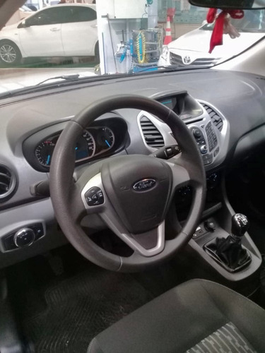 ford ka se 5 puertas 2017 negro caja manual impecable