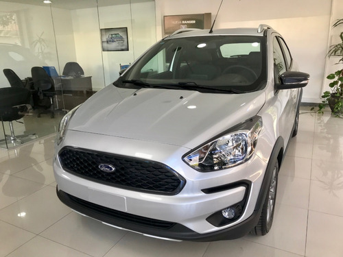 ford ka se  manual freestyle 0km as2