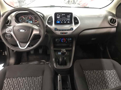 ford ka se plus 1.0 12v flex - 2019/2020 - 0km