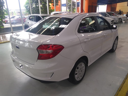 ford ka sedan 1.0 se a pronta entrega