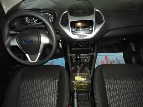ford ka sedan 1.0 se flex 5p 2018/2019 branco