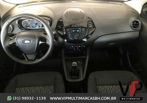 ford ka+ sedan 1.0 se tivct manual 4p flex 2017/2018