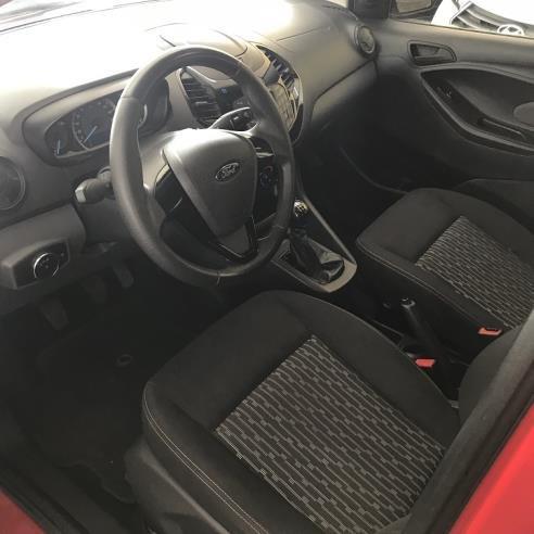 ford ka+ sedan 1.5 2015 - zero de entrada