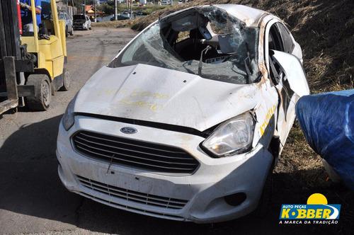 ford ka sedan  16v sucata peças motor cambio acessorios