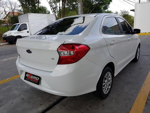 ford ka + sedan 2016 completo 1.5 flex impecavel 32.000 km
