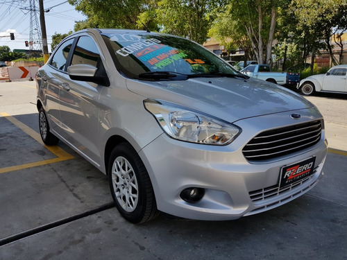 ford ka + sedan 2016 completo 1.5 flex impecavel 34.000 km