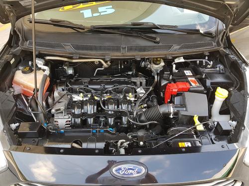 ford ka + sedan 2017 completo 1.5 flex impecavel 18.000 km