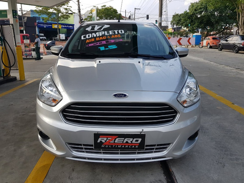 ford ka + sedan 2017 completo 1.5 flex impecavel 19.000 km