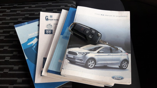ford ka + sedan 2017 completo 1.5 flex impecavel 21.000 km