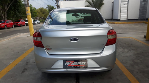 ford ka + sedan 2017 completo 1.5 flex impecavel 21.000 km