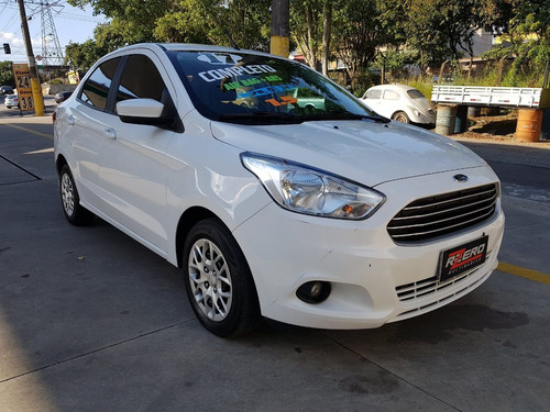 ford ka + sedan 2017 completo 1.5 flex impecavel 29.000 km