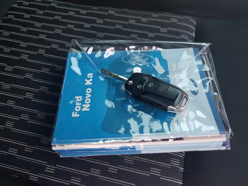 ford ka + sedan 2017 completo impecável 28.000 km 1.5 flex