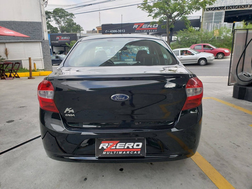 ford ka + sedan 2018 completo 1.0 flex 19.000 km impecável