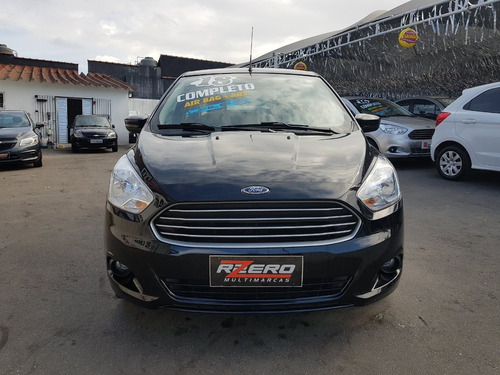 ford ka + sedan 2018 completo 1.0 flex impecavel  16.000 km