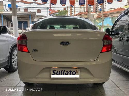 ford ka+ sedan se 1.0 plus 2018 apenas 30mil km