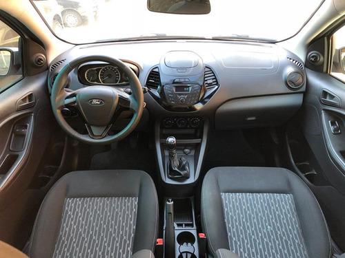 ford ka+ sedan se 1.5 16v (flex) manual