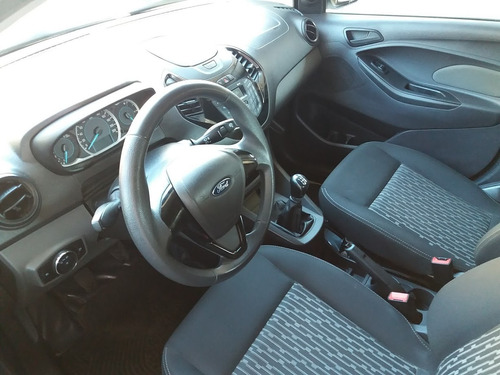 ford ká sedan se 1.5 2017