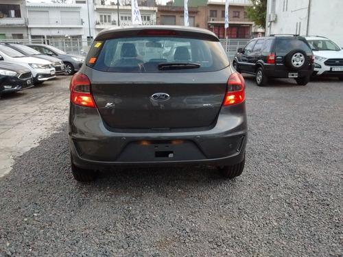 ford ka sel automático 5 puertas 1.5 nuevo   0 km