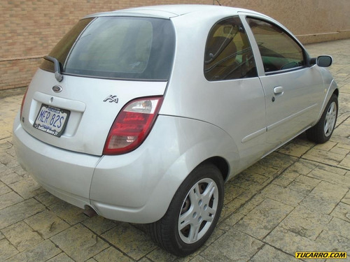 ford ka - sincronica
