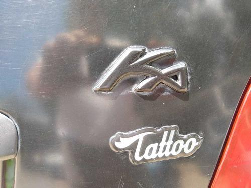 ford ka tatto 2004