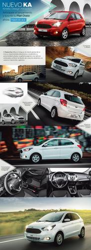 ford ka todos los modelos 100% financiado