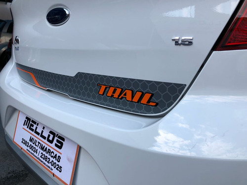 ford ka trail hatch 1.5 flex completo unico dono