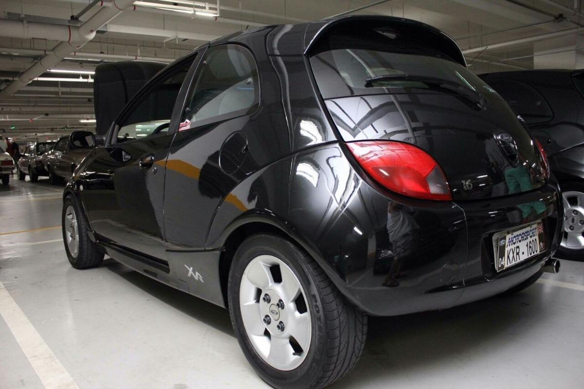Ford Ka Xr Carregando Zoom