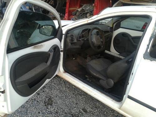 ford ká zetek 1.0 2012 completo sucata p/ retirada de peças