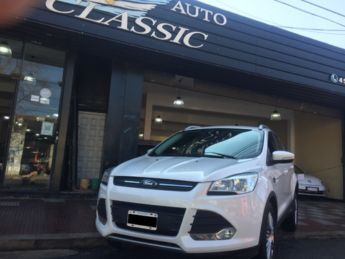 ford kuga 1.6 sel ecoboost manual año 2014 auto classic