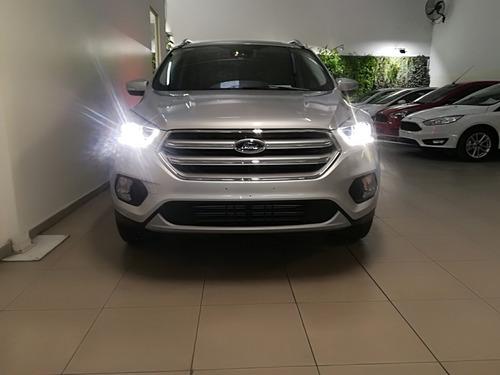 ford kuga 2.0 titanium at awd 2018 entrega inmediata me5