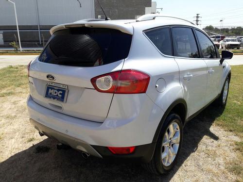 ford kuga 2.5 titanium at 4x4 l (ku05) 2012