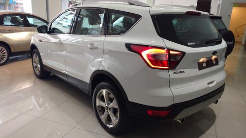 ford kuga titanium 2.0 240cv 4x4 awd automatica 0km 2018